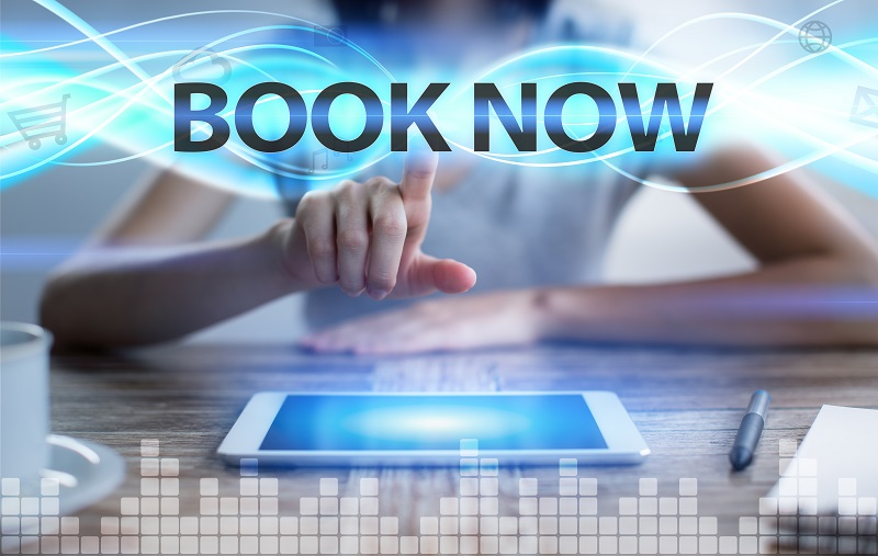 Book your hotel reservation a long time in advance